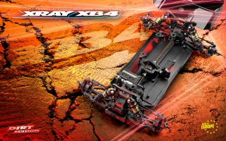 XRAY XB4D'21 1/10 ELECTRIC OFF ROAD CAR 4WD - DIRT