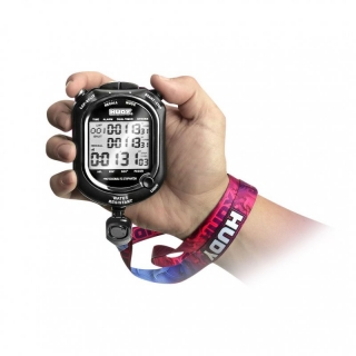 HUDY PROFESSIONAL RACING STOPWATCH XL Display