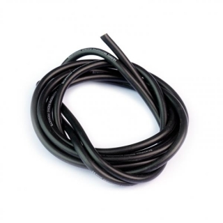 Muchmore Super Flexible High Current Silicon Wire 14 AWG Black 100cm
