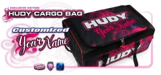 HUDY CARGO BAG - EXCLUSIVE EDITION - CUSTOM NAME